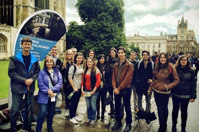 Private Alumni-Guided Cambridge University College Walking Tour
