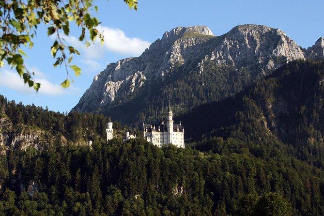 Private Day Tour naar Neuschwanstein, Linderhof en Oberammergau vanuit München