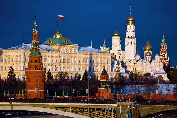 KREMLIN PRIVATE TOUR (3 hours)