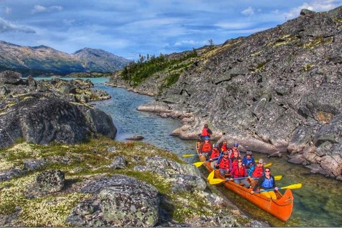 Summit Lake Canoe Adventure from Skagway