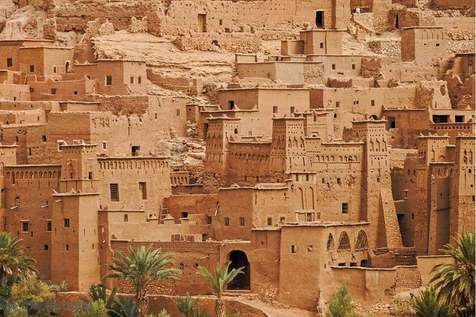 full day trip to Ouarzazate and Unesco Kasbahs from Marrakech