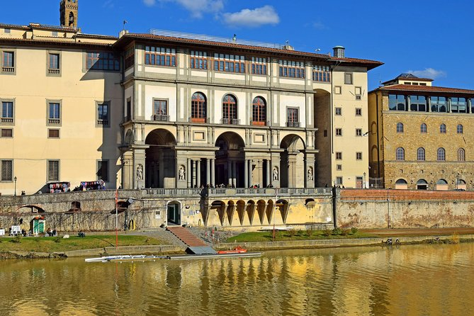 Uffizi Tour with Digital City Map