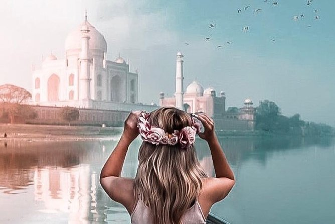 Taj Mahal Sunrise Tour vanuit Delhi met All Inclusive