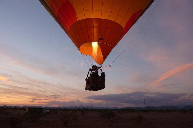 Phoenix Hot-Air Balloon Sunset Ride