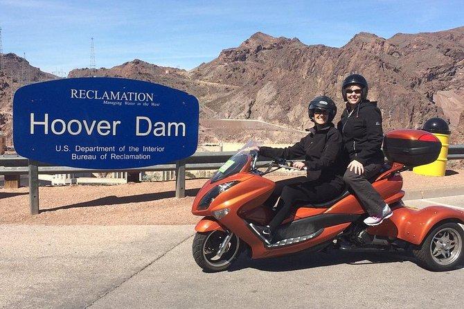 Hoover Dam Trike Rental