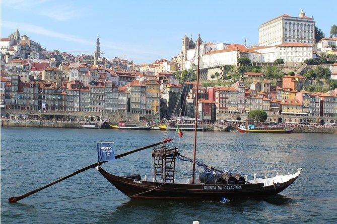 Porto Private City Tour (Half Day)