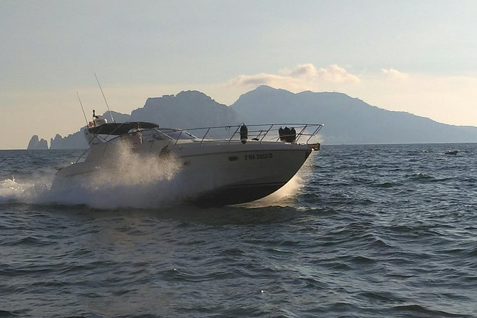 Private Cruise to Capri and Amalfi coast from Sorrento - yacht 40'