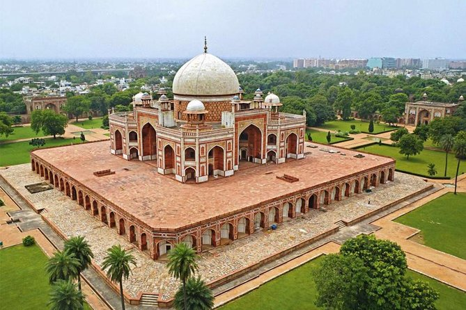 Private Old and New Delhi City Tour
