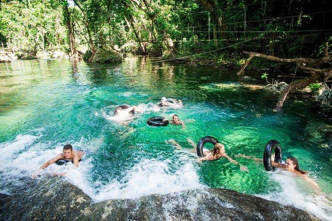 Bridges of Eden: Guided tour including swimming in the river & fruit platter