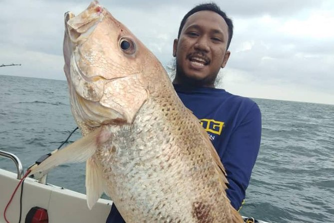 Malaysia Fishing Charter: Port Klang Multiple Spots Recreational Fishing