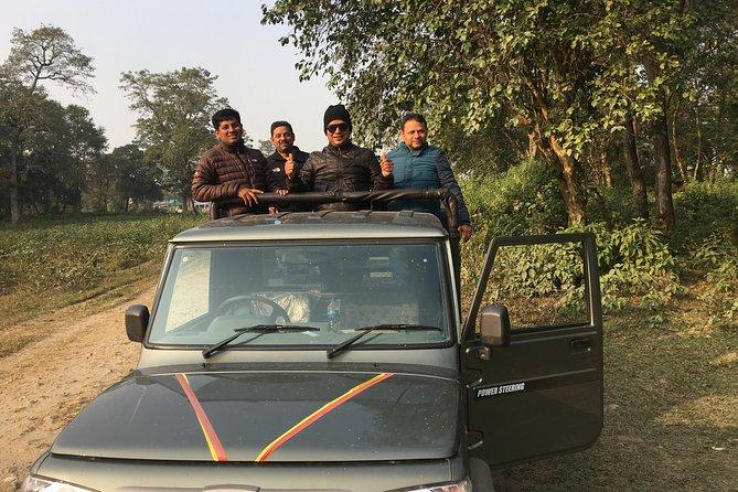 Wildlife Adventure in Chitwan Nepal