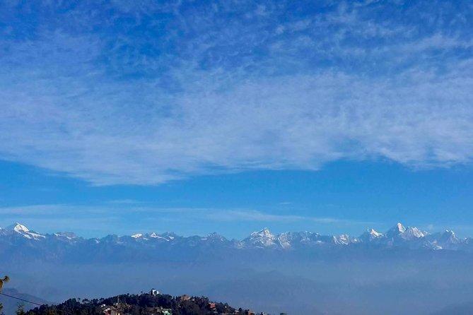 Day Hike from Changu Narayan to Nagarkot
