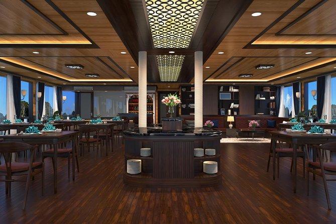 Lan Ha bay 5 Star Luxury Cruise 2 days: Kayaking & Swimming at Prisitine placess|