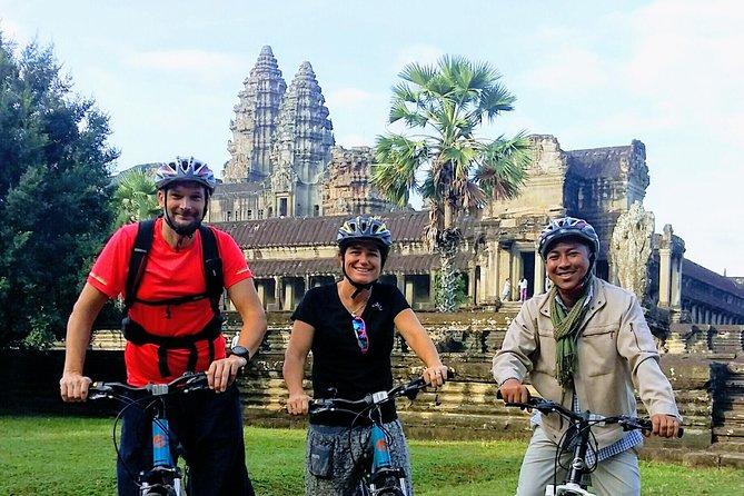 Siem Reap Countryside Biking (1 Day)