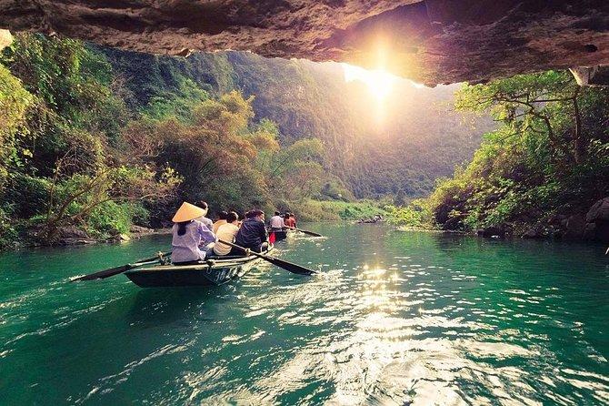 Bai Dinh - Trang An Day Trip