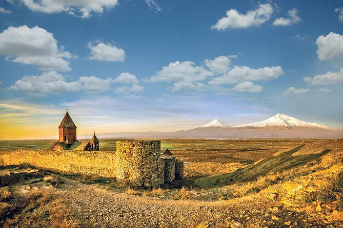 Private Half-Day Khor Virap Monastery & Mount Ararat view Tour from Yerevan