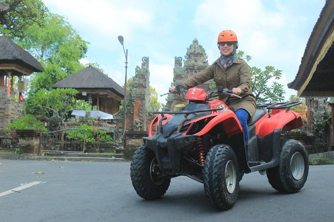 Bali ATV with Swing