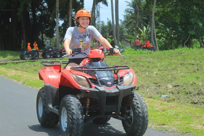 Bali Sunrise Trekking with ATV Adventures