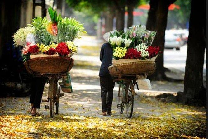 Quang Ba flower & Dong Xuan Local Market