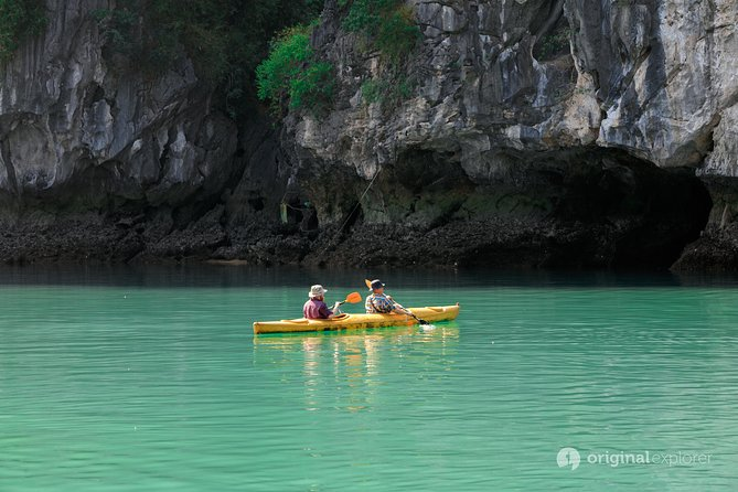 Lan Ha - Halong Bay 1 Day with Luxury Cruise