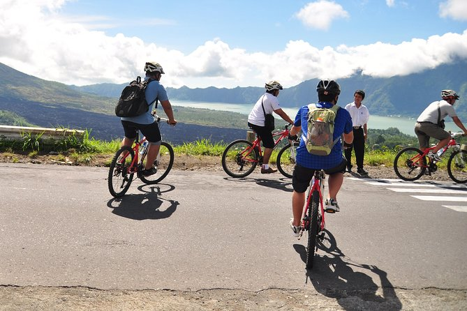 Batur Mountain Cycling