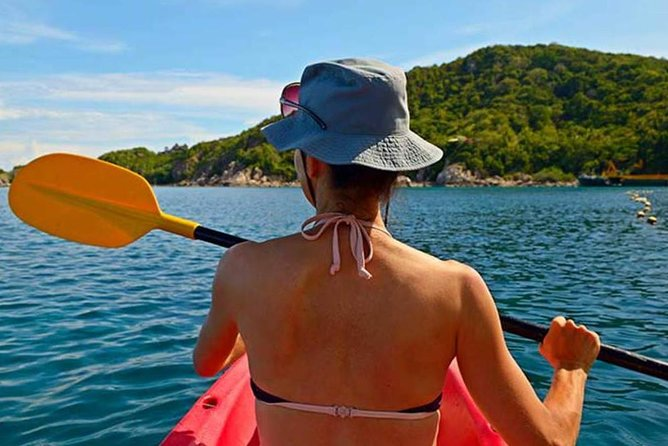 Phang Nga Bay National Park Tour from Phuket including Amazing Sea Cave Canoeing