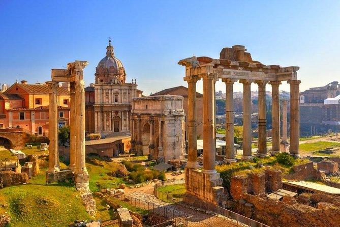 Civitavecchia Shore Excursion: Splendor of Rome Tour