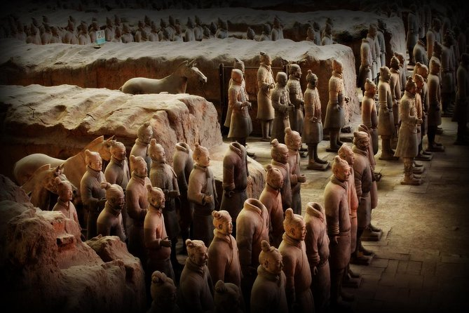 Half-Day Tour: Terracotta Warriors and Horses Museum photo 4
