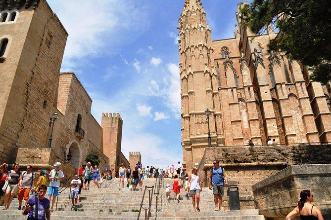 Palma de Mallorca Sightseeing Day Tour