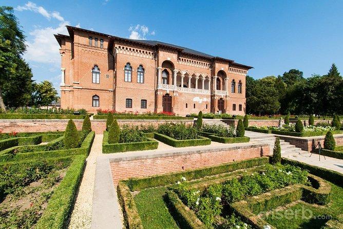 Saver Deal: Full-Day Snagov Monastery, Mogosoaia Palace & Bucharest City Tour