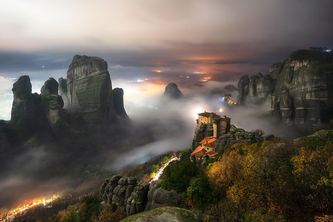 Private Meteora By Night Photography Tour