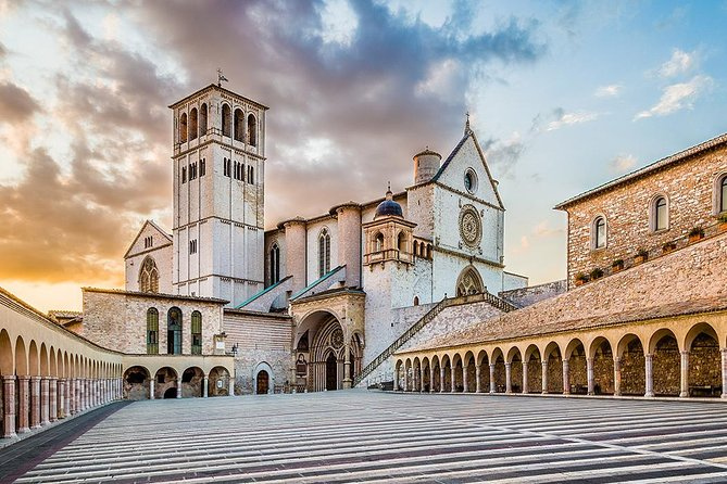 Assisi One Day Trip Private Excursion from Rome