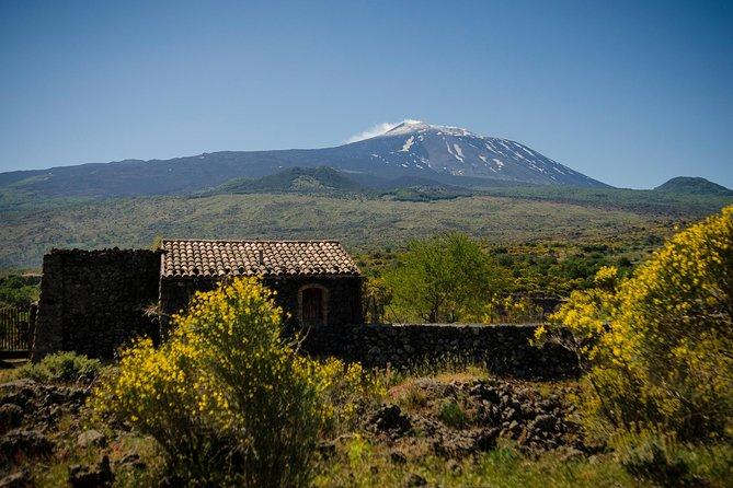 Mount Etna, Randazzo and Alcantara Gorges Day Trip from Taormina