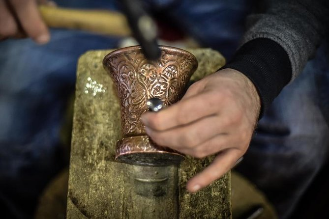 COPPERSMITH HANDICRAFT (workshop and guided tour)