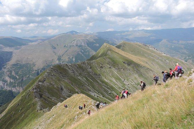 Hiking mountain Visocica
