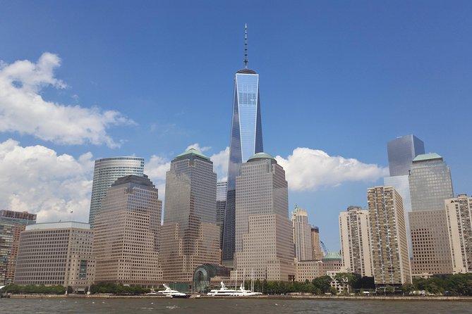 Tour langs Ground Zero met kaartje voor het One World Observatory