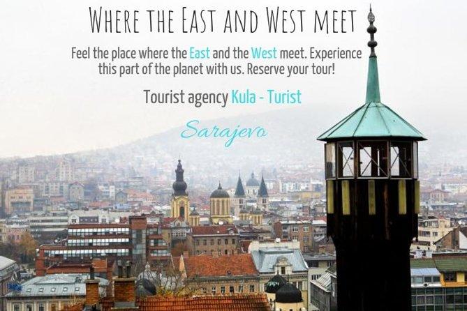 Where the East and West meet (Sarajevo)