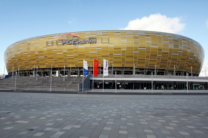 Gdansk Sopot and Gdynia 3 Cities Private Full-Day Tour