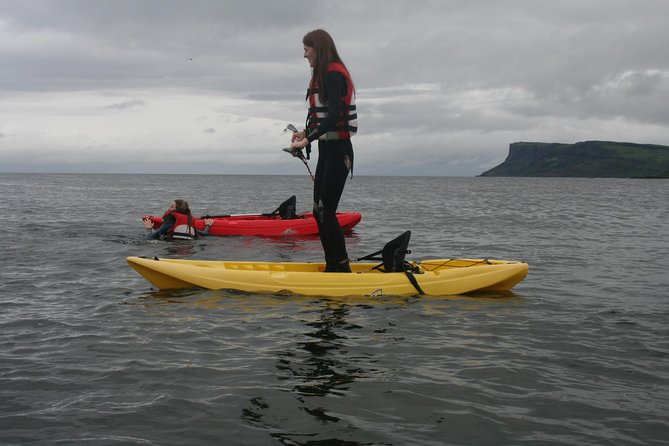1 Hour Guided kayaking Tour