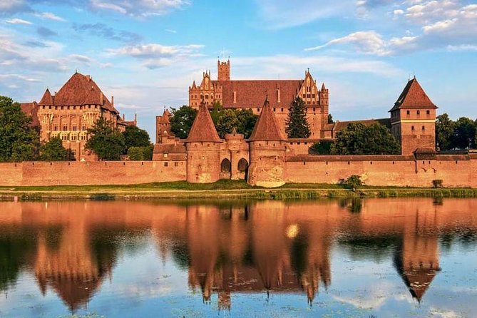 Malbork Castle Private Tour from Gdansk