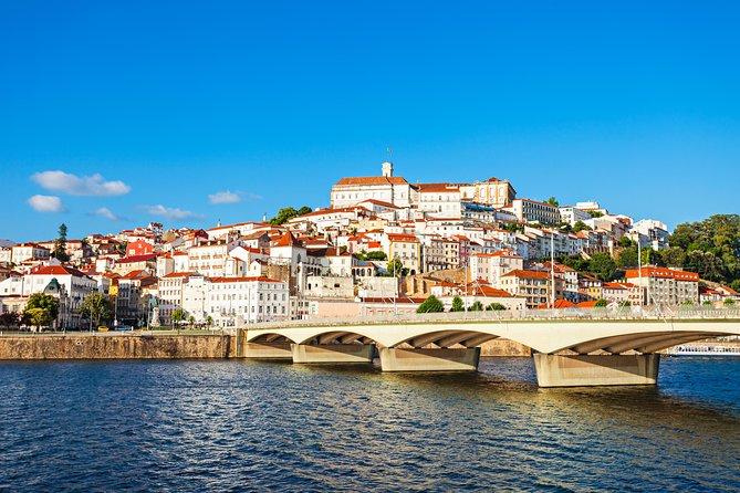 Excursão privada de dia inteiro em Coimbra e Buçaco saindo de Porto