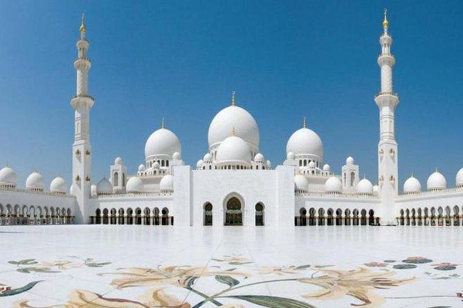 Abu Dhabi Sightseeing Tour vanuit Dubai (rondleiding)