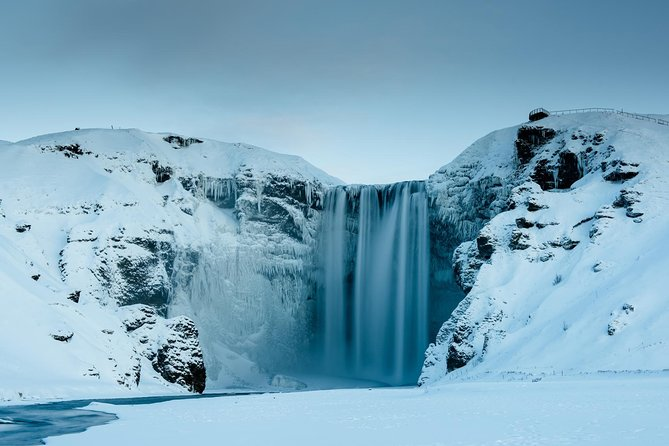 3-Day Tour: Golden Circle, Blue Ice Cave, Jokulsarlon, and Waterfalls
