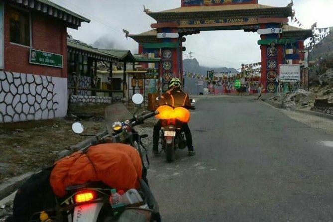 Tawang Motorcycle Expedition
