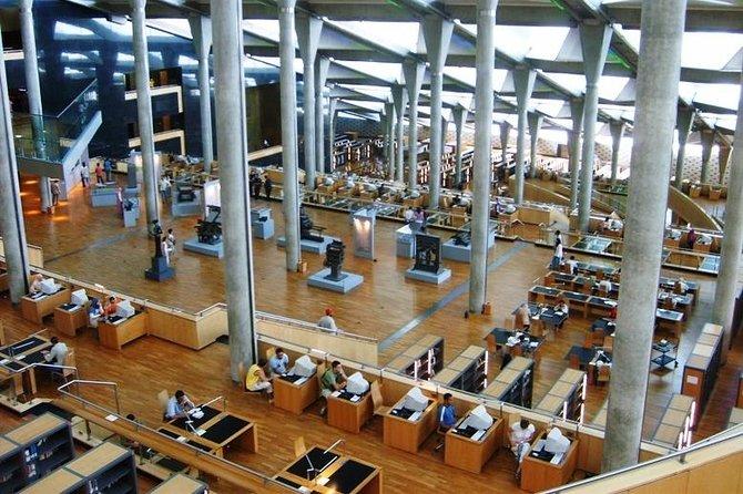 Bibliotheca Alexandrina Tour