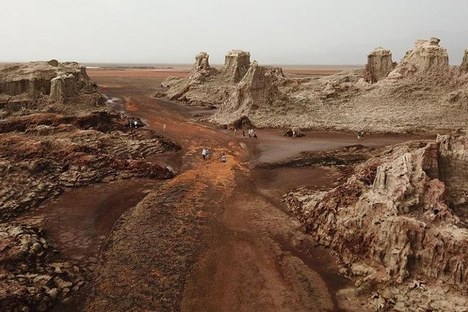 4 Day Tours To Danakil from Mekele