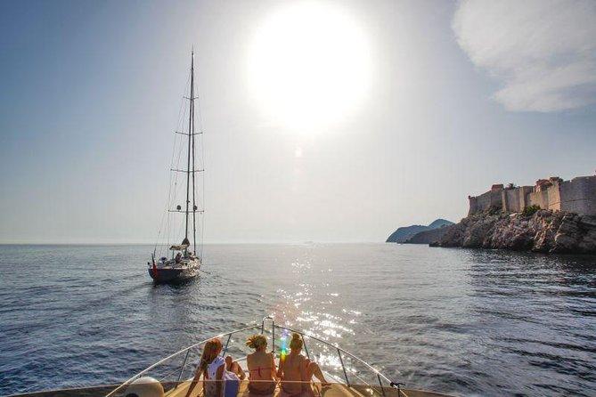 Excursão de lancha particular em Dubrovnik: belezas escondidas das Ilhas Elaphiti