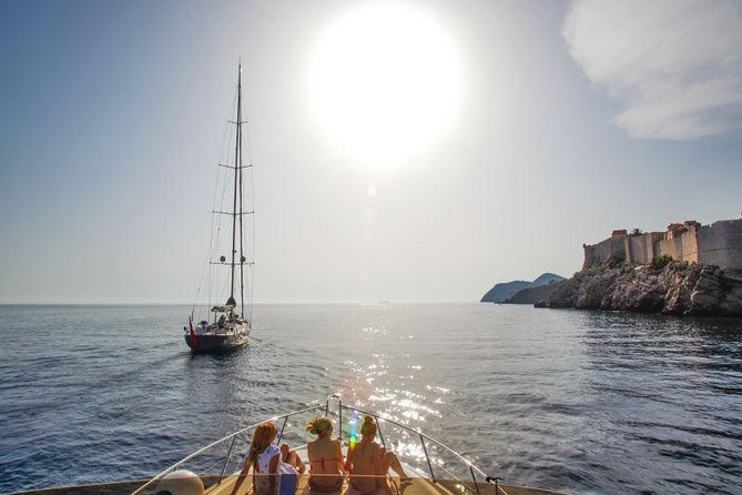 Private boat tours in Dubrovnik: Hidden Beauties of Elaphiti Islands