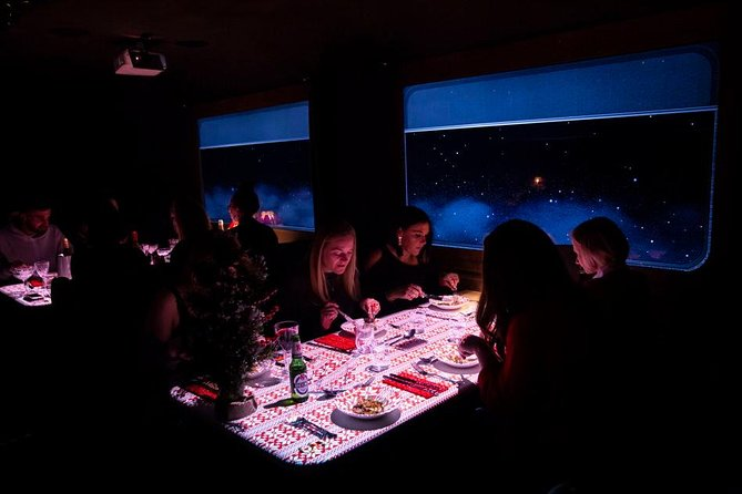 All aboard the Murder Express, an immersive dining experience! (1PM Lunch)