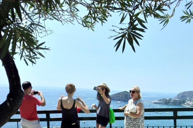 Ischia Private Day Tour From Sorrento